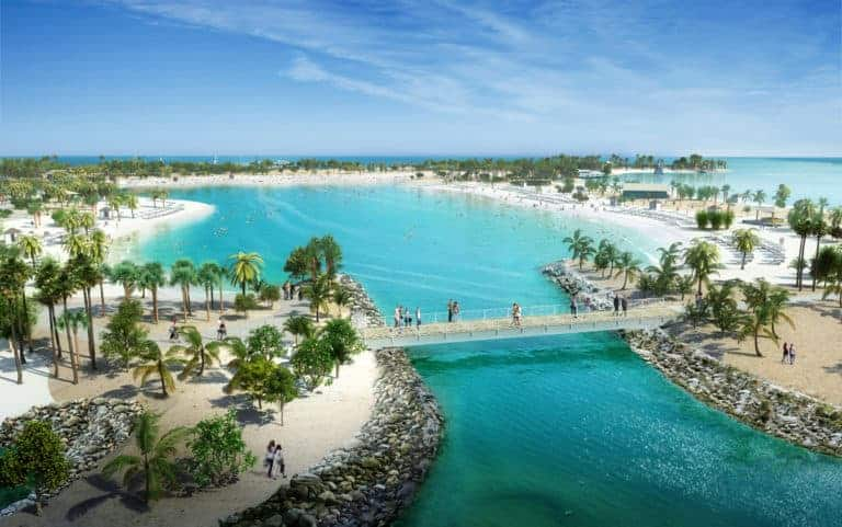 MSC Ocean Cay: Excursions
