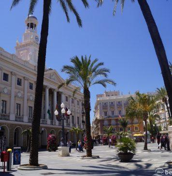 Cadiz Town Square