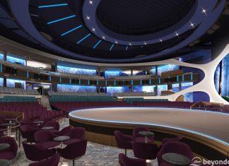 Celebrity EDGE - The Theatre preview