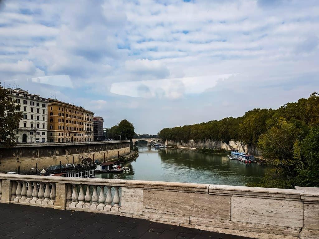Rome - River Tiber