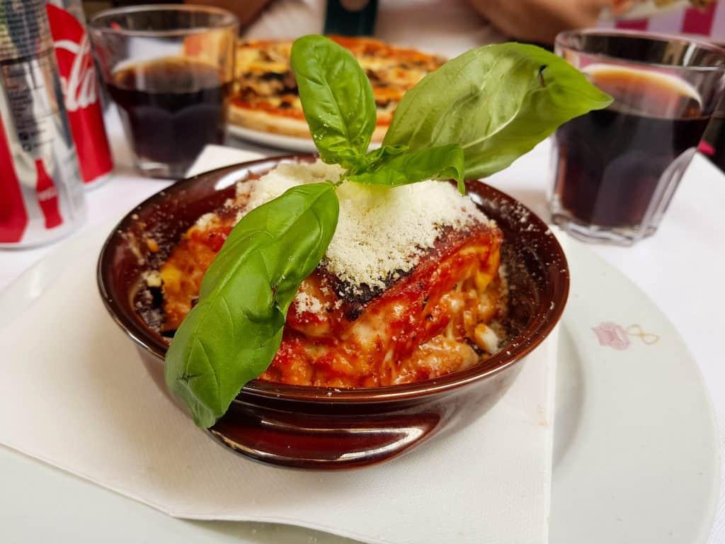 Rome - Lasagne