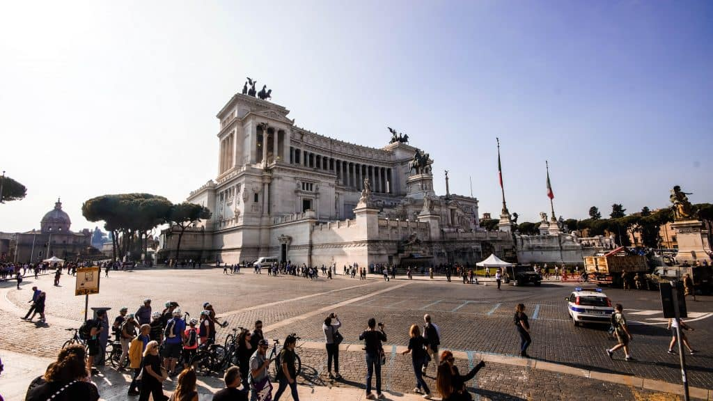 Rome - Altar of the Fatherland