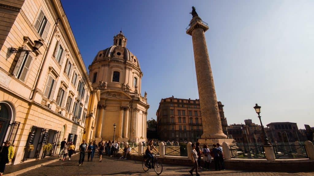 Rome - Trajan's Column