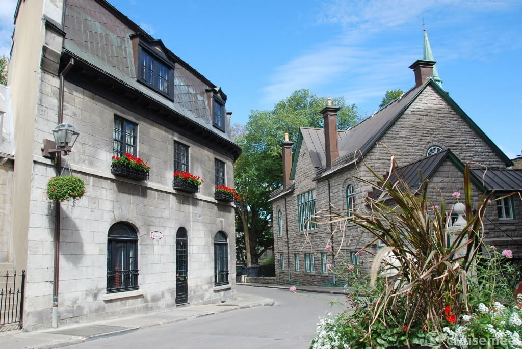 Quebec: Historic Rue Donnacona