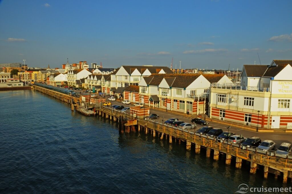 Southampton: Town Quay