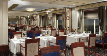Queen Mary 2 - Remastered Princess Grill