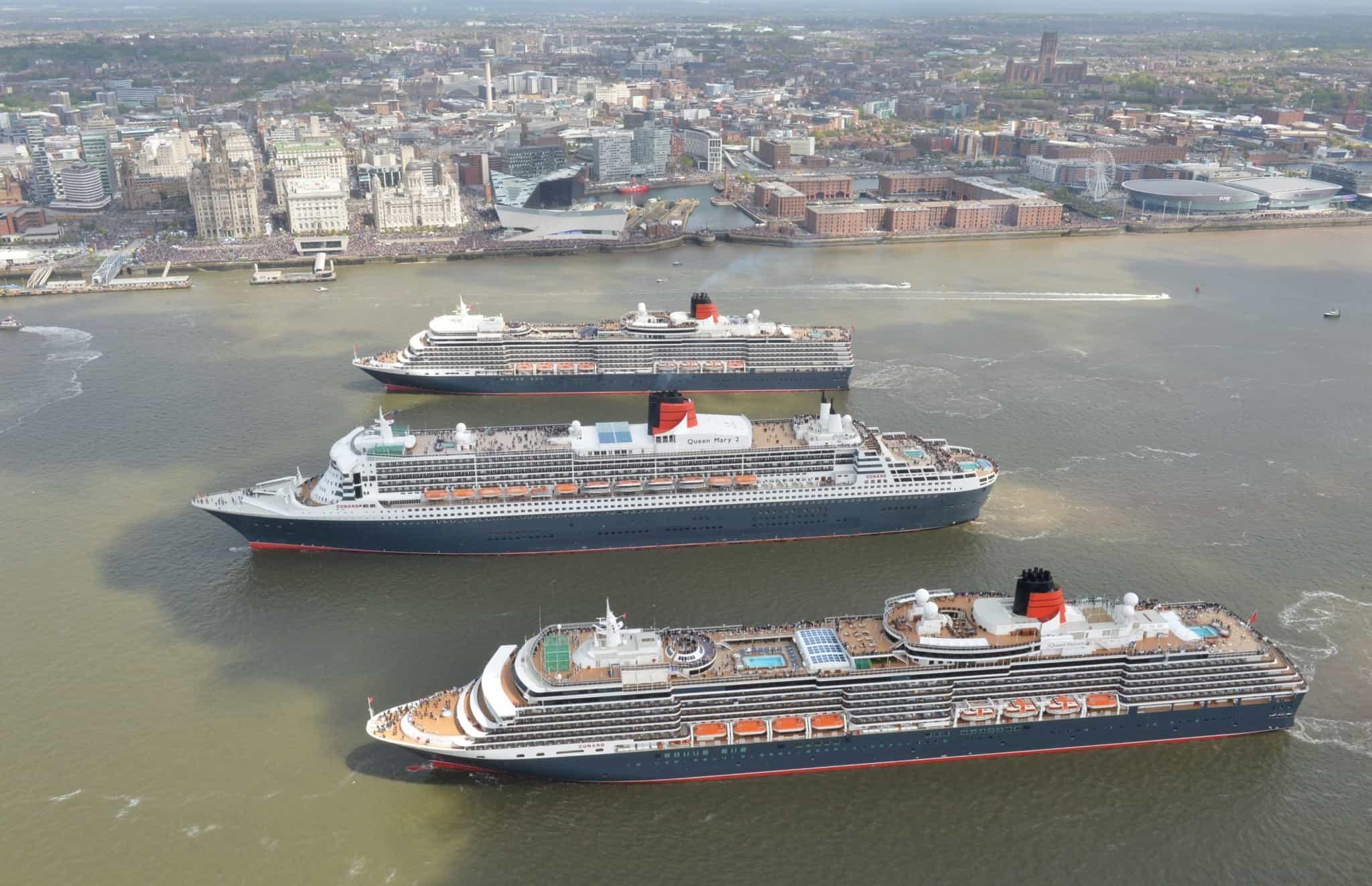 Cunard Cruise Ship Day Tours