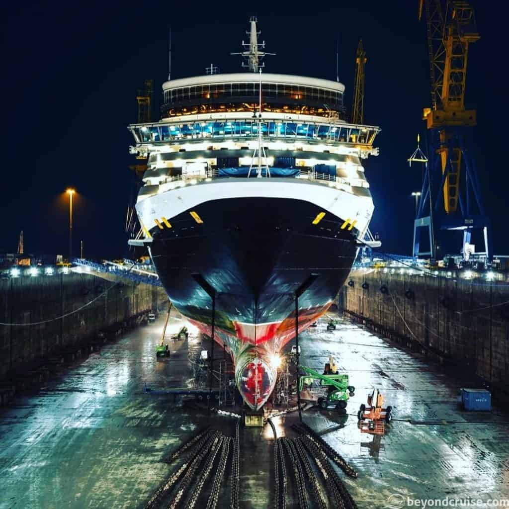 Queen Elizabeth Dry Dock