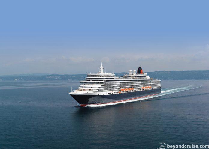 Cunard's Queen Elizabeth