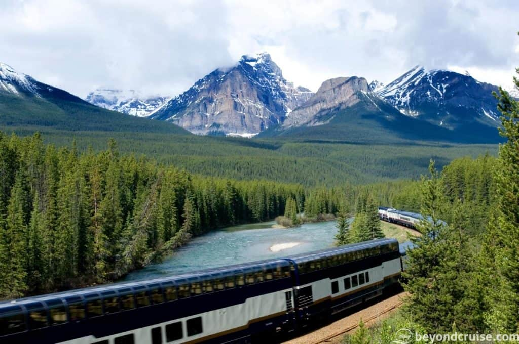 Rocky Mountaineer Rail Tour