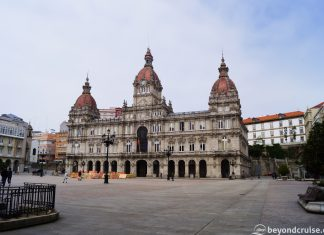 La Coruna Town Hall