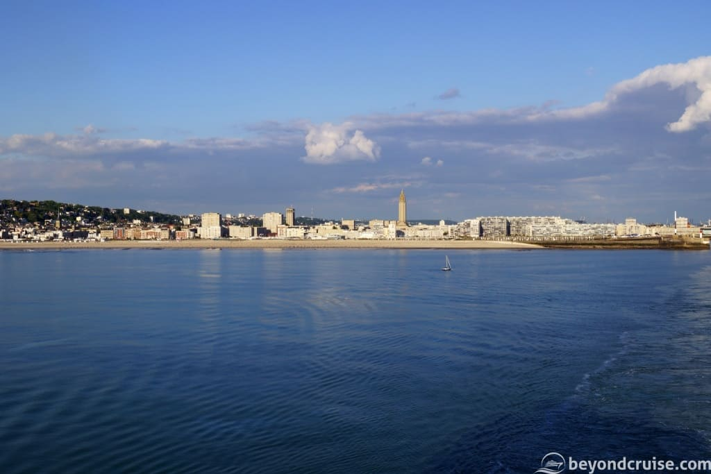 Le Havre - port sailaway