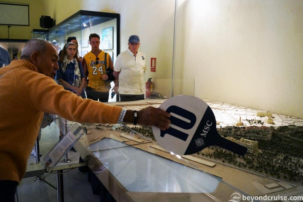 Malaga MSC Cruises Alcazaba Museum guide