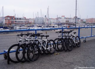 MSC Cruises Bike Excursions