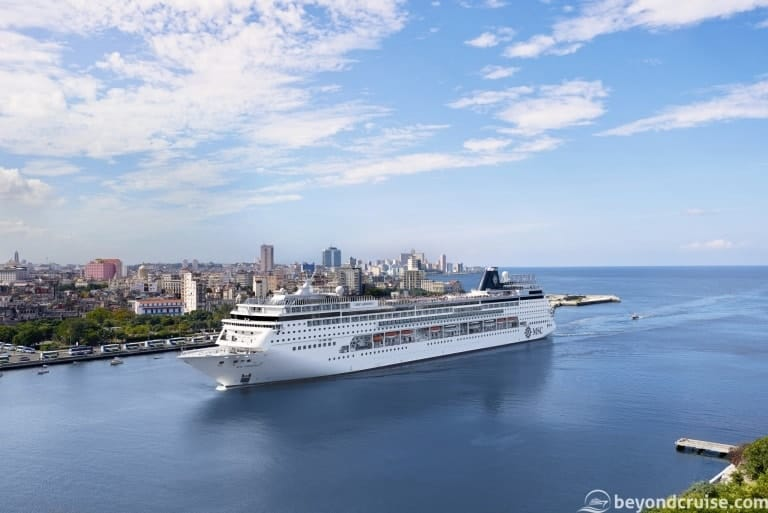 MSC announces Tampa as new homeport for ship in 2020