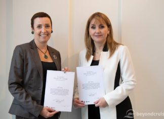 MSC Cruises signs signed the Travel & Tourism Declaration on Illegal Trade in Wildlife