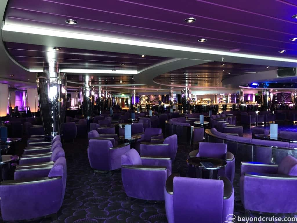 MSC Magnifica L'Ametista Lounge