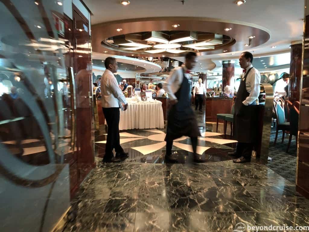MSC Magnifica L'Edera Restaurant
