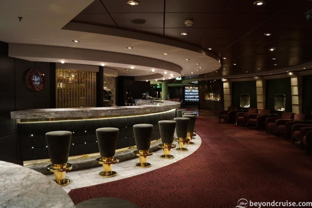 MSC Magnifica Ruby Bar