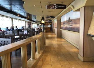 MSC Magnifica Sahara Buffet, Deck 13