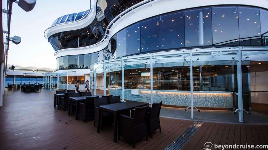 MSC Meraviglia Atmosphere Pool South