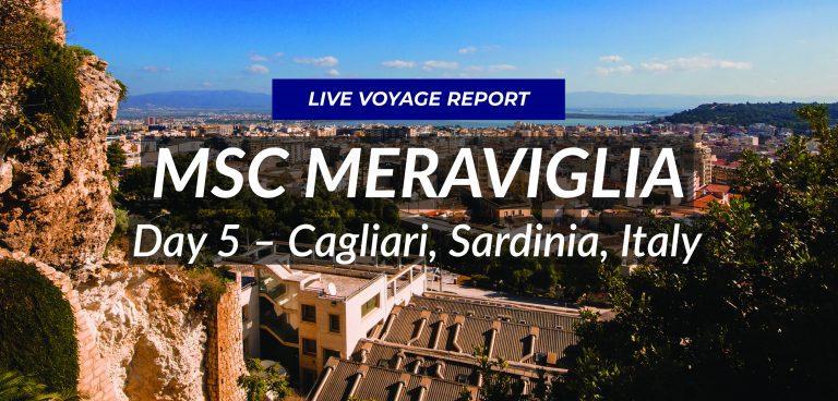 Day 5 – Cagliari, Sardinia