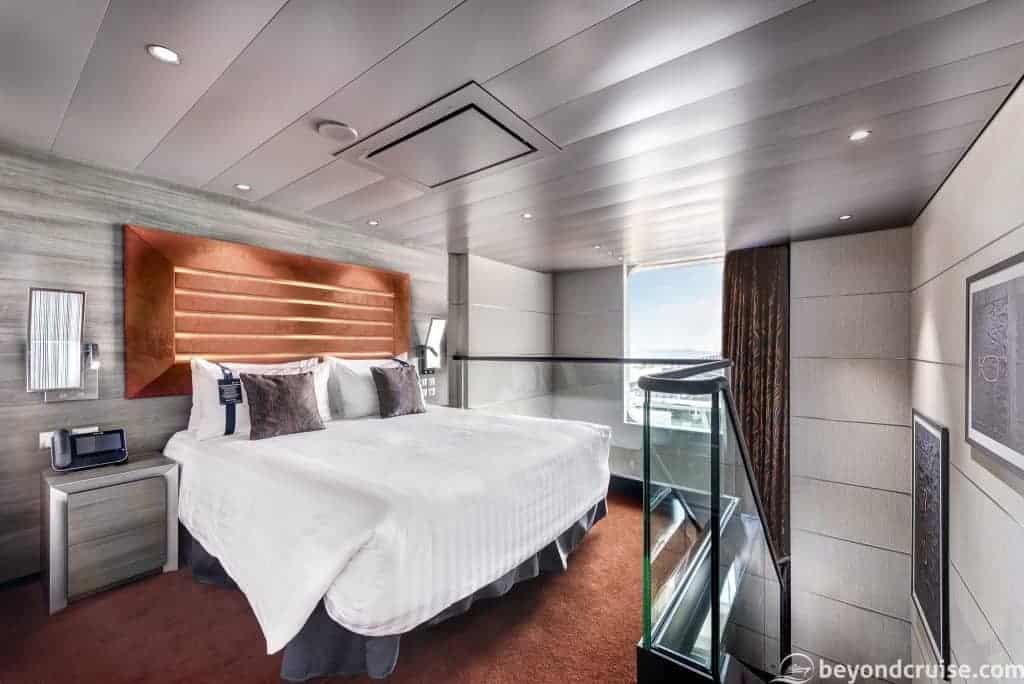 MSC Meraviglia - Duplex Suite upstairs
