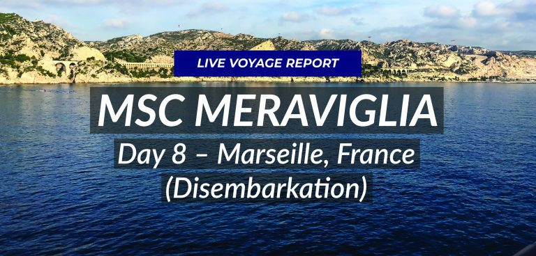 Day 8 – Marseille, France