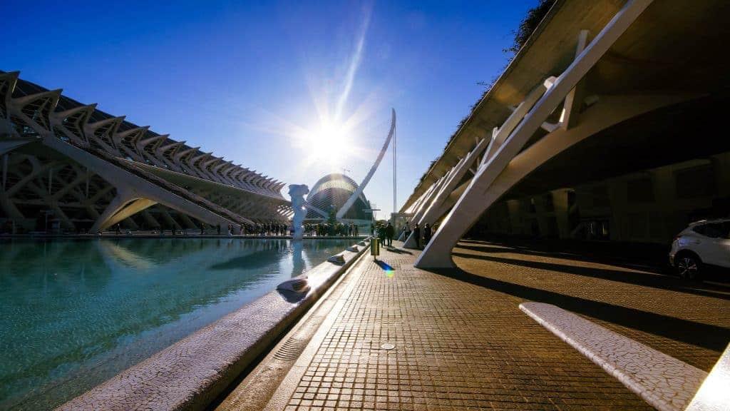 Valencia – Oceanographic Museum