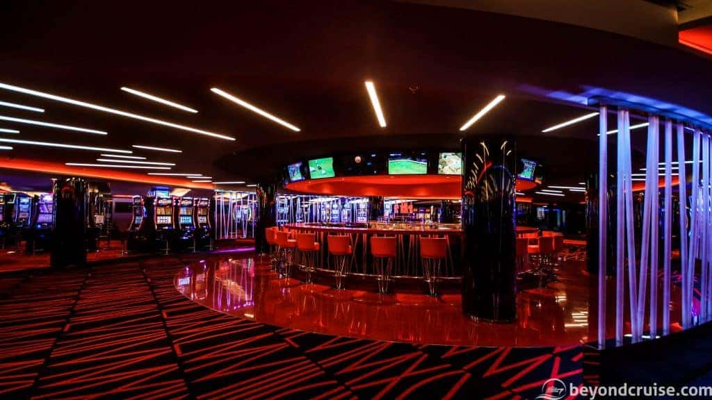MSC Meraviglia Casino Imperiale
