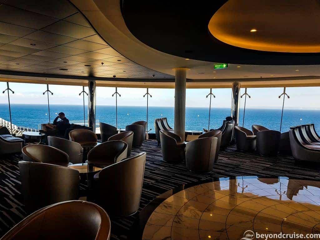 MSC Meraviglia Sky Lounge