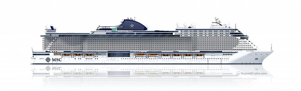 MSC Seashore preview