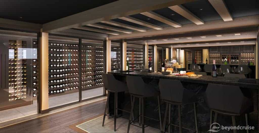 MSC Seashore Wine Cellar & Tasting preview