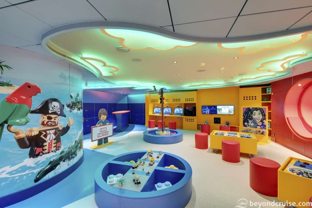 MSC Seaview Junior Lego Club