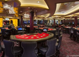 Ovation of the Seas - Casino Royale