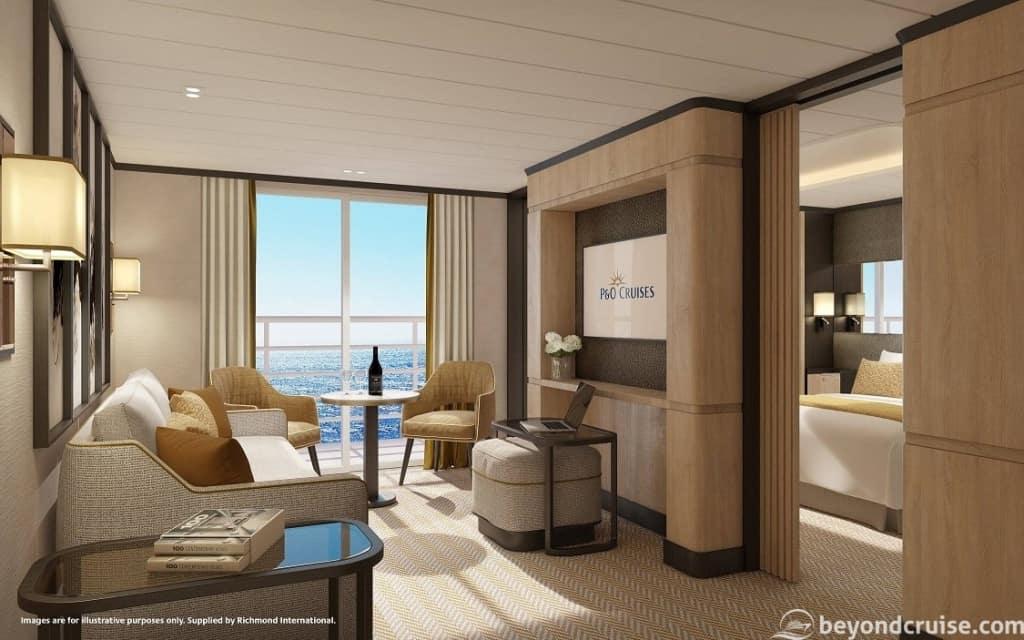 P Amp O Iona Introduces New Style Of Accommodation Beyondcruise
