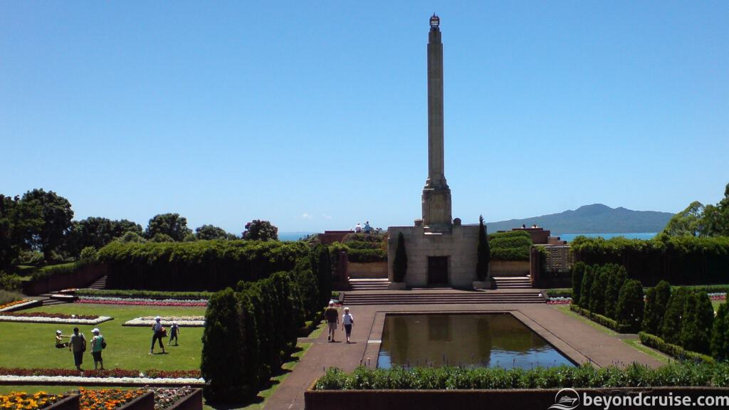 Bastion Point and Michael Joseph Savage Memorial