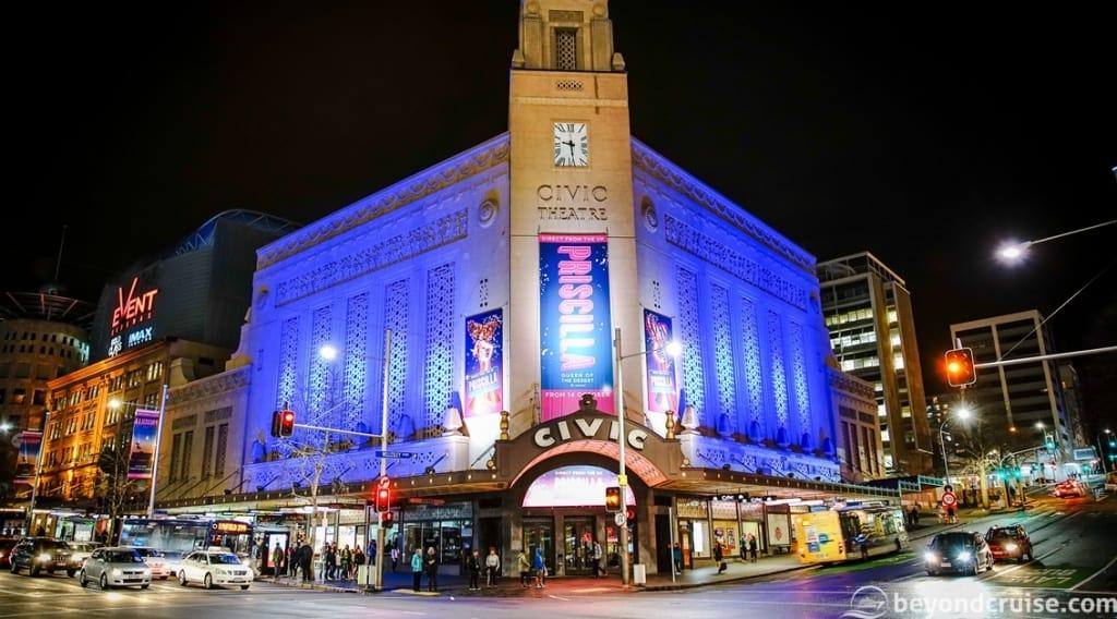 Civic Theatre, Queen Street