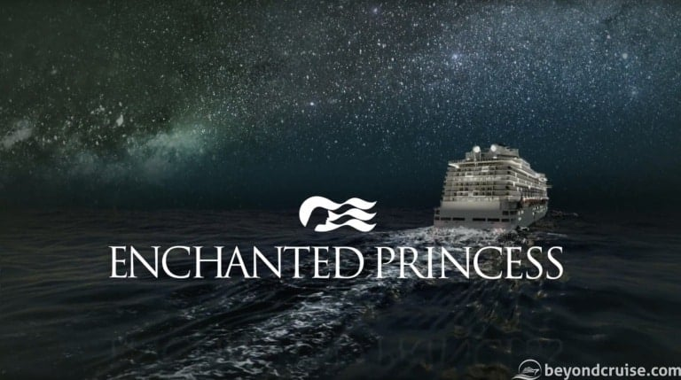 Princess Cruises announces Enchanted Princess due in 2020