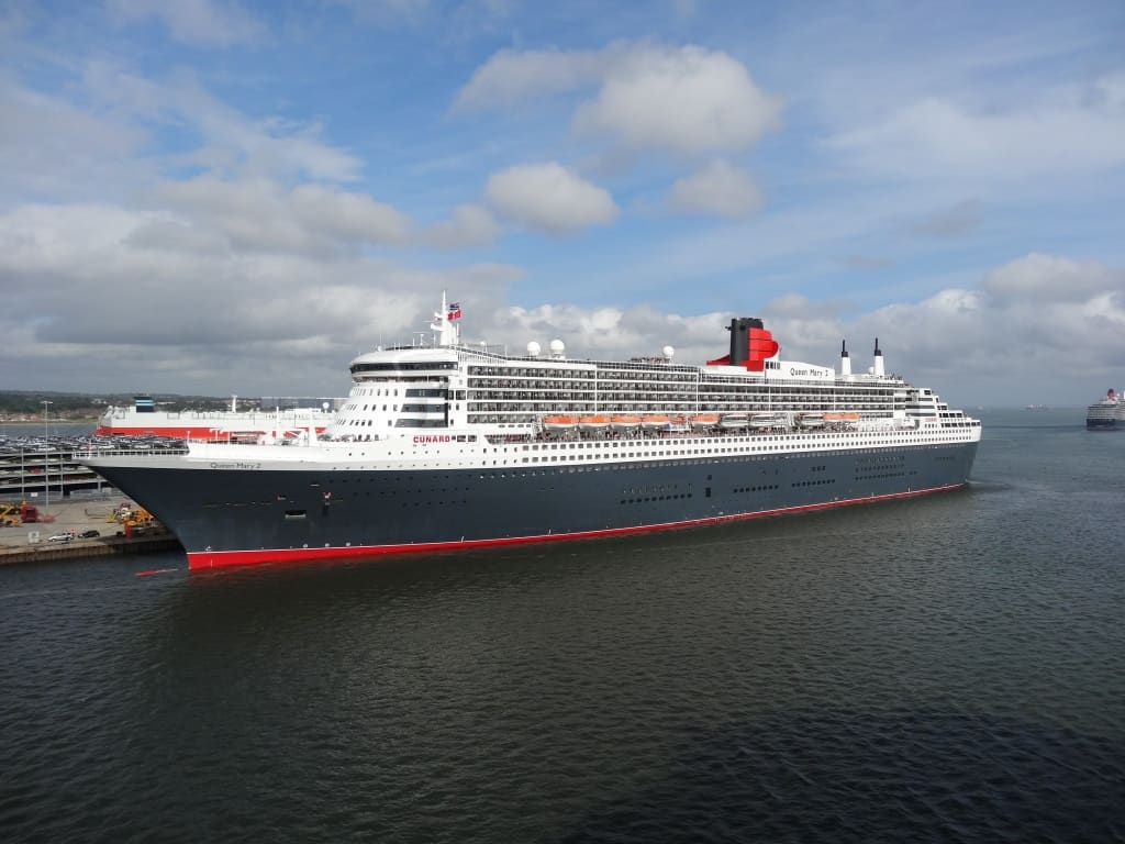 cunard world voyage 2018 queen mary 2 m803d itinerary. Black Bedroom Furniture Sets. Home Design Ideas