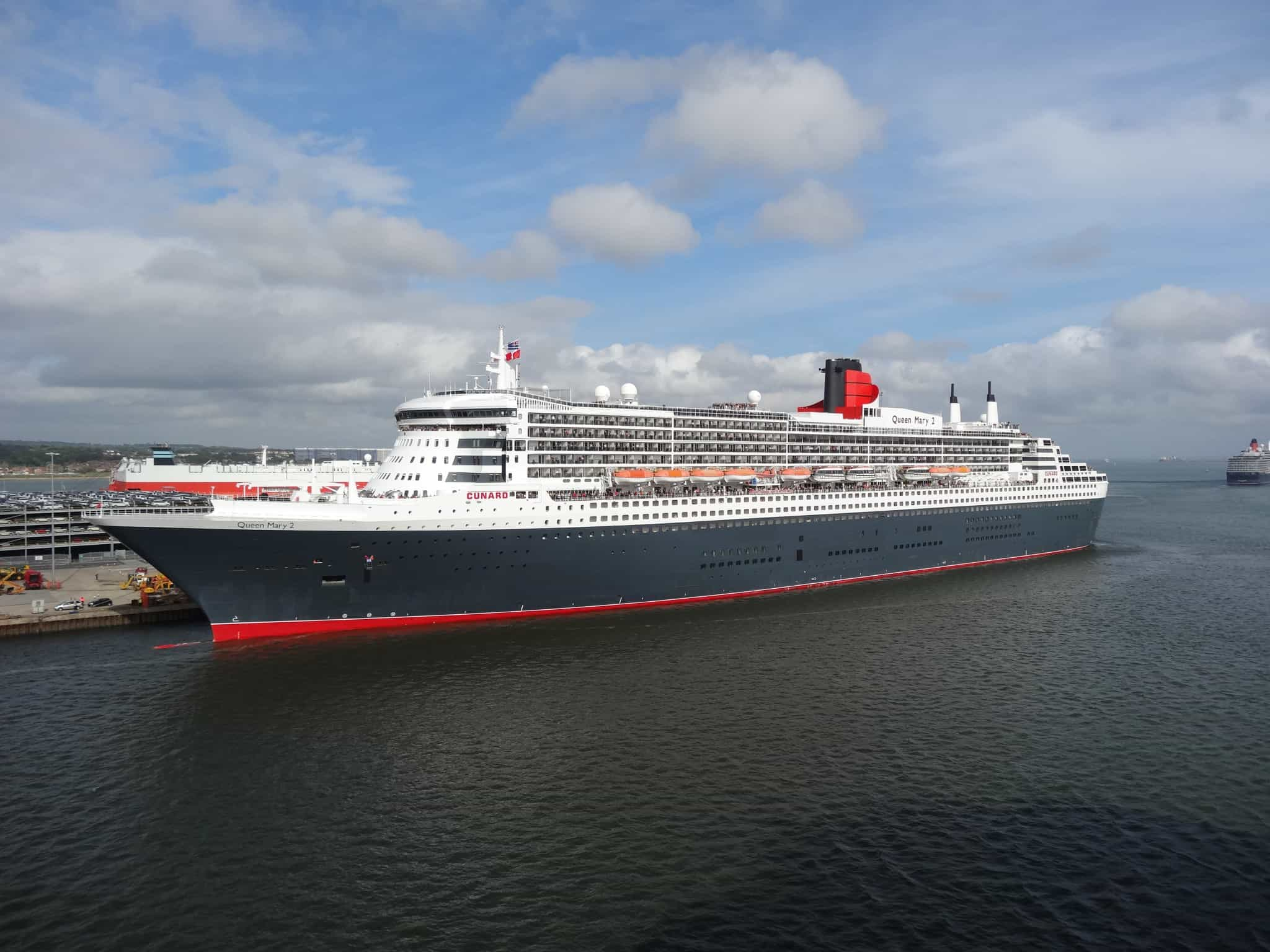 Cunard World Voyage 2017 Queen Mary 2 Itinerary