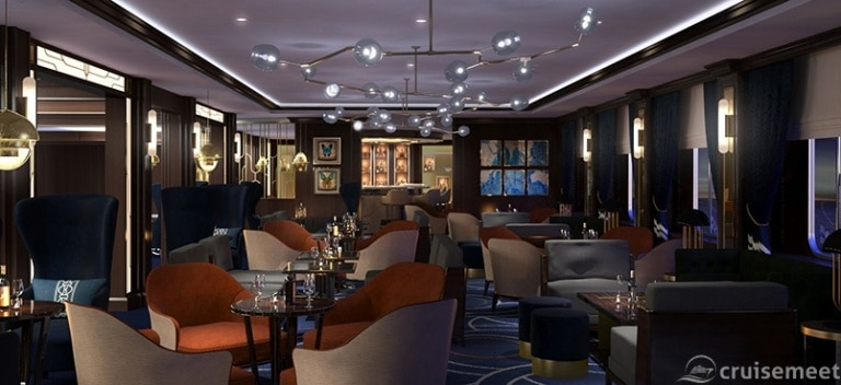 Queen Victoria 2017 refurbishment plans