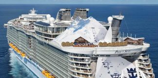 Royal Caribbean Piste of the Seas
