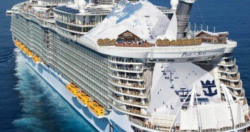 Royal Caribbean Piste of the Seas