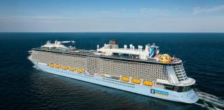 Spectrum of the Seas external preview