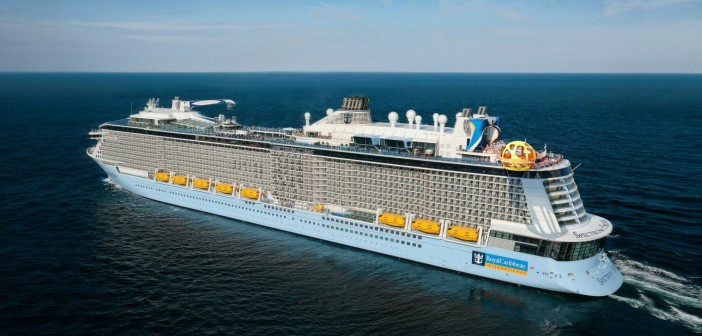 Spectrum of the Seas preview!
