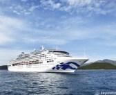 Sun Princess debuts new features after recent drydock