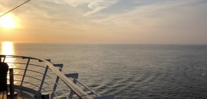 Day 14 – At Sea