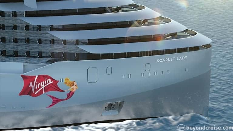 Virgin Voyages announces name for first cruise ship