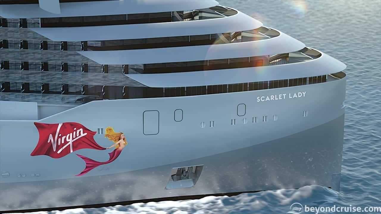 Virgin Voyages' Scarlet Lady preview